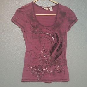 Miss Me short sleeve t-shirt